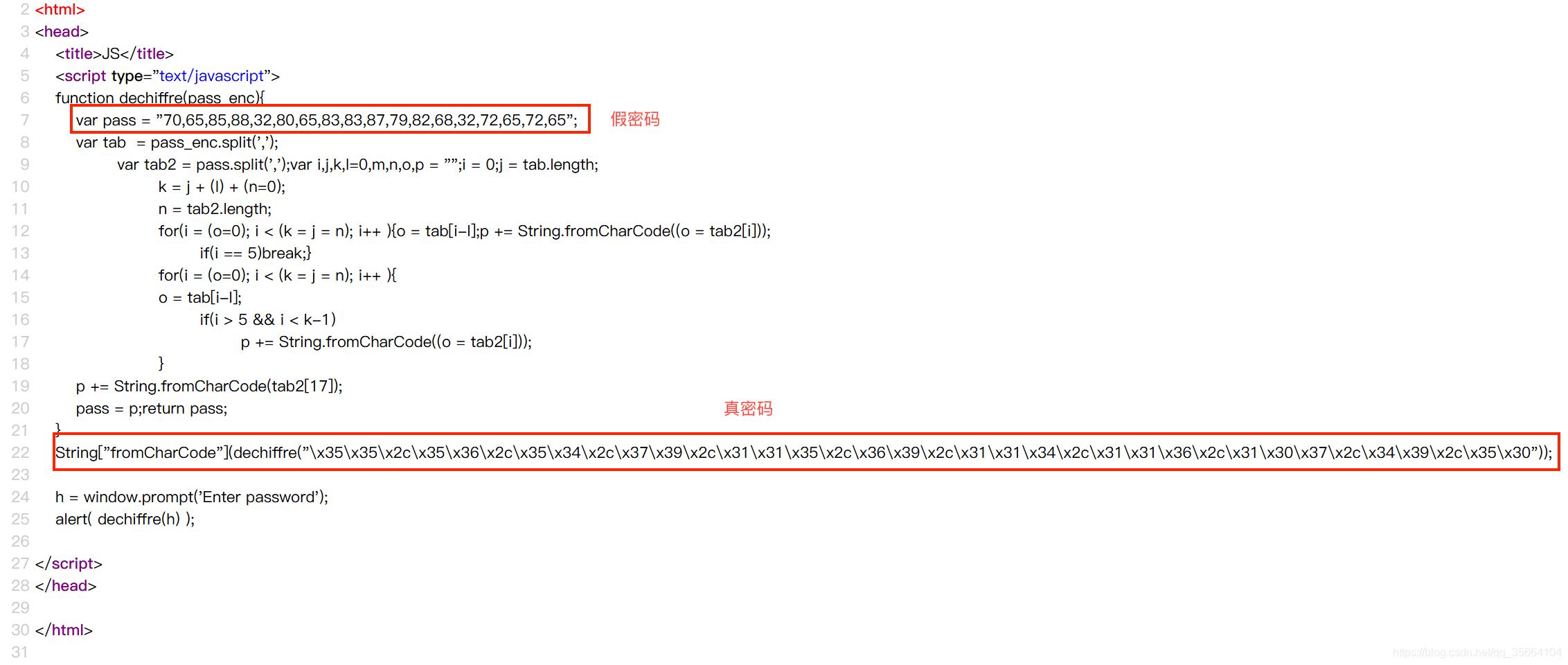 攻防世界XCTF-WEB入门全通关