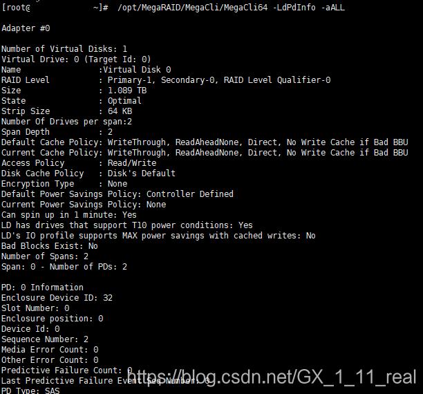 megacli在线raid构建详解- 漠效的博客- CSDN博客