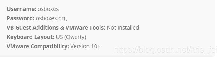 Tools][Vmware] 如何直接使用vmdk而不是ISO - Kris Fei's blog