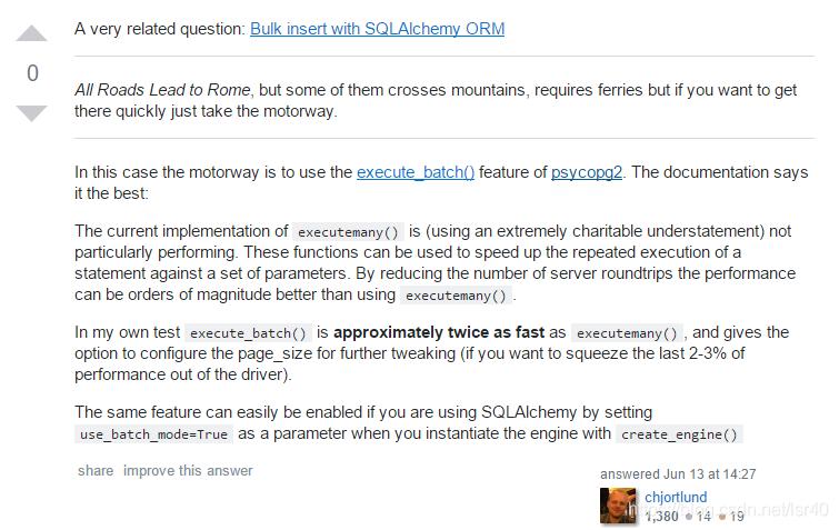 python】爬虫篇:python使用psycopg2批量插入数据(三) - lsr40的博客