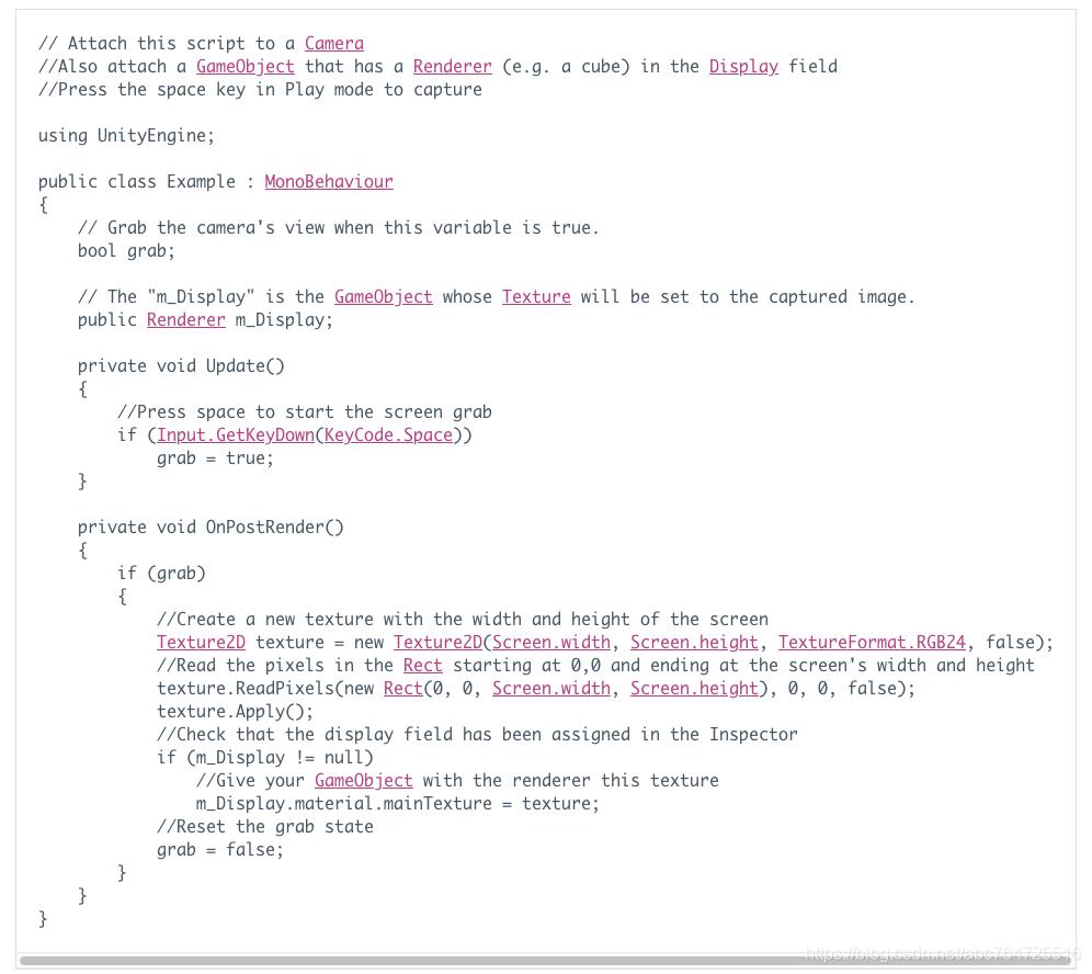 Unity Texture ReadPixels 提示红字错误解决方法- Abner 的学习小灶