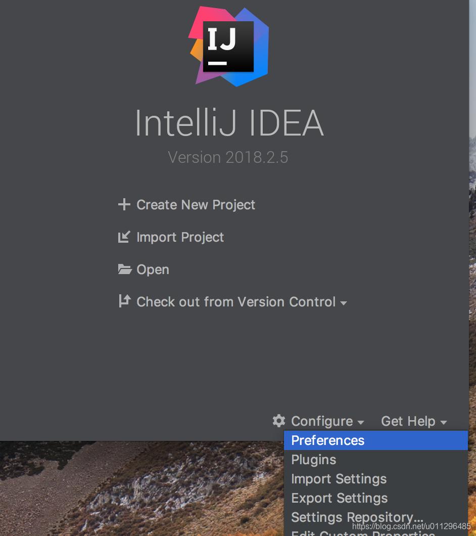 Intellij IDEA配置Git - LeLe_Feb - CSDN博客