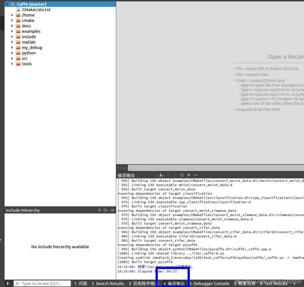 qt编译调试caffe源码--lenet为例- 无左无右的博客- CSDN博客