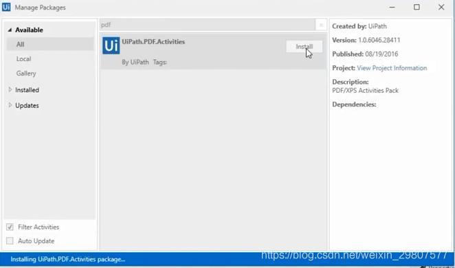 UIpath读取PDF文件- weixin_29807577的博客- CSDN博客