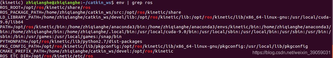 ubuntu16.04下ROS操作系统学习笔记(三 / 一)ROS基础-工作空间插图(13)