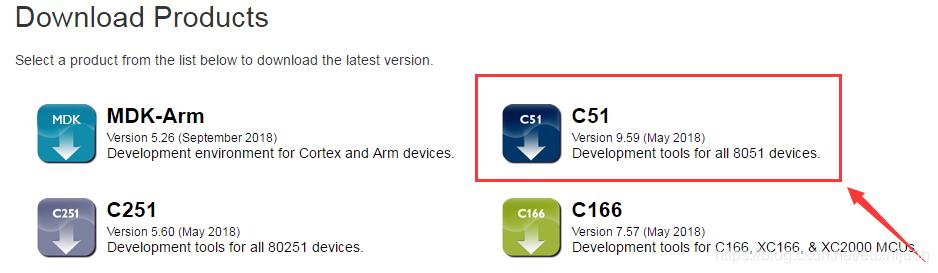 Keil C51的下载和安装- 奋斗的菜鸟博客- CSDN博客