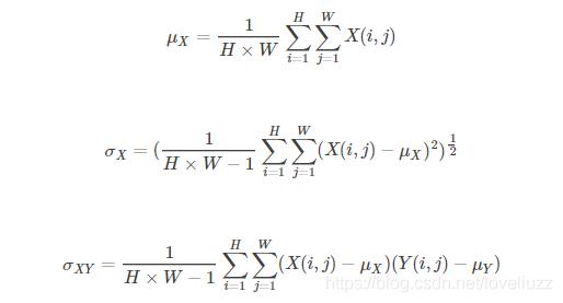 两种常用的全参考图像质量评价指标——峰值信噪比(PSNR)和结构