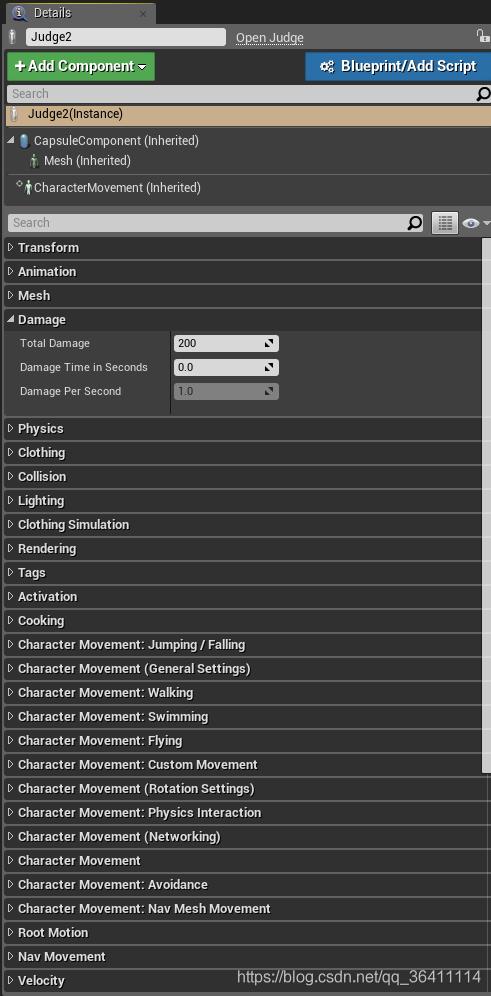 实践- Unreal Engine 4 Blueprint and C++ Programming 引擎框架