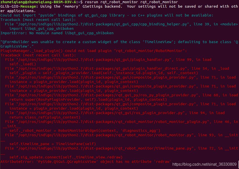 ROS使用过程中出现的问题:由于Anaconda的Python路径问题造成
