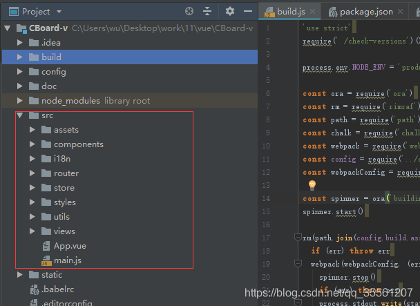 1 Vue + Vue Router + Vuex + Element-UI(一) - IT閱讀