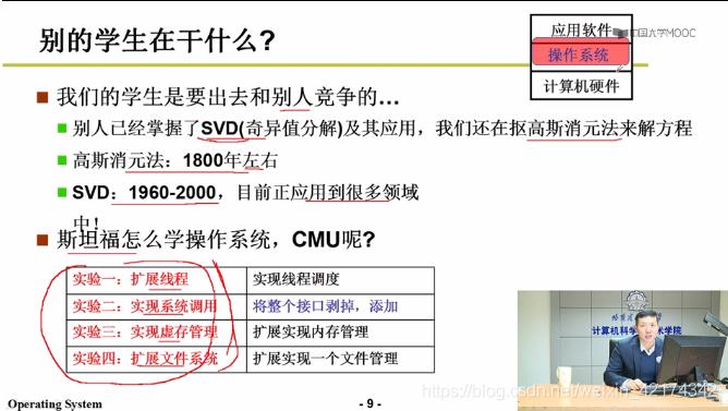 CMU学习