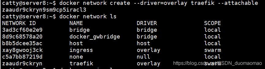 Docker Swarm集群中部署Traefik负载均衡器- 丁丁爸爸的技术博客
