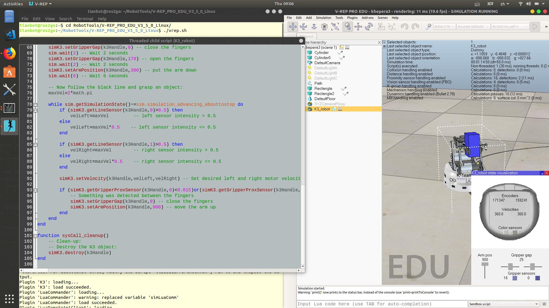 ROS2GO之系統升級篇(Ubuntu 18 04 + ROS 1 Melodic + ROS 2