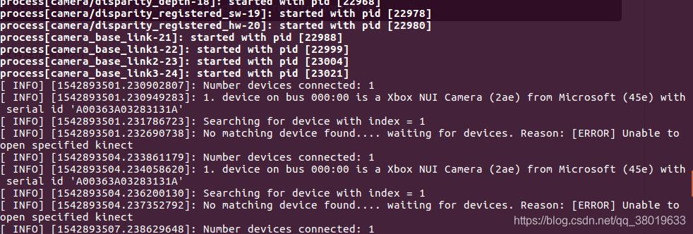 在rtabmap_ros下测试kinect XBOX360 - qq_38019633的博客- CSDN博客