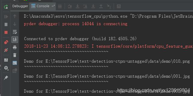 Tensorflow CTPN Demo Windows 无痛搭建- MegRob - CSDN博客