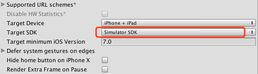 Unity - Xcode - Simulator(苹果手机模拟器) - star__119的博客- CSDN博客
