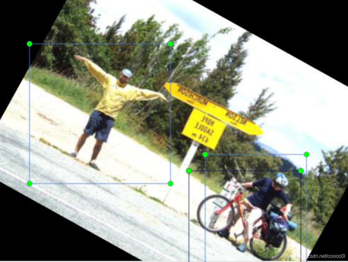 使用imgaug--python影象資料增強庫進行Bounding Boxes影像增強