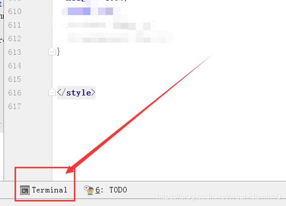 webstorm怎样打开命令行终端打开命令行工具- 我是大咪咪- CSDN博客