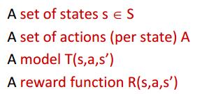 强化学习RL- Lecture Note for CS188(暨CS181 ShanghaiTech