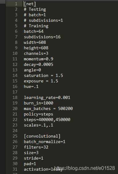pytorch yolov3 构建class Darknet 脑海中过一遍- Snoopy_Dream