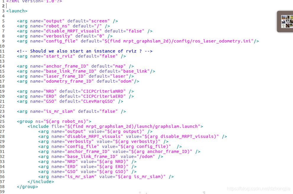 在ros上使用mrpt_graphslam_2d建立地图- dzhongjie的博客- CSDN博客
