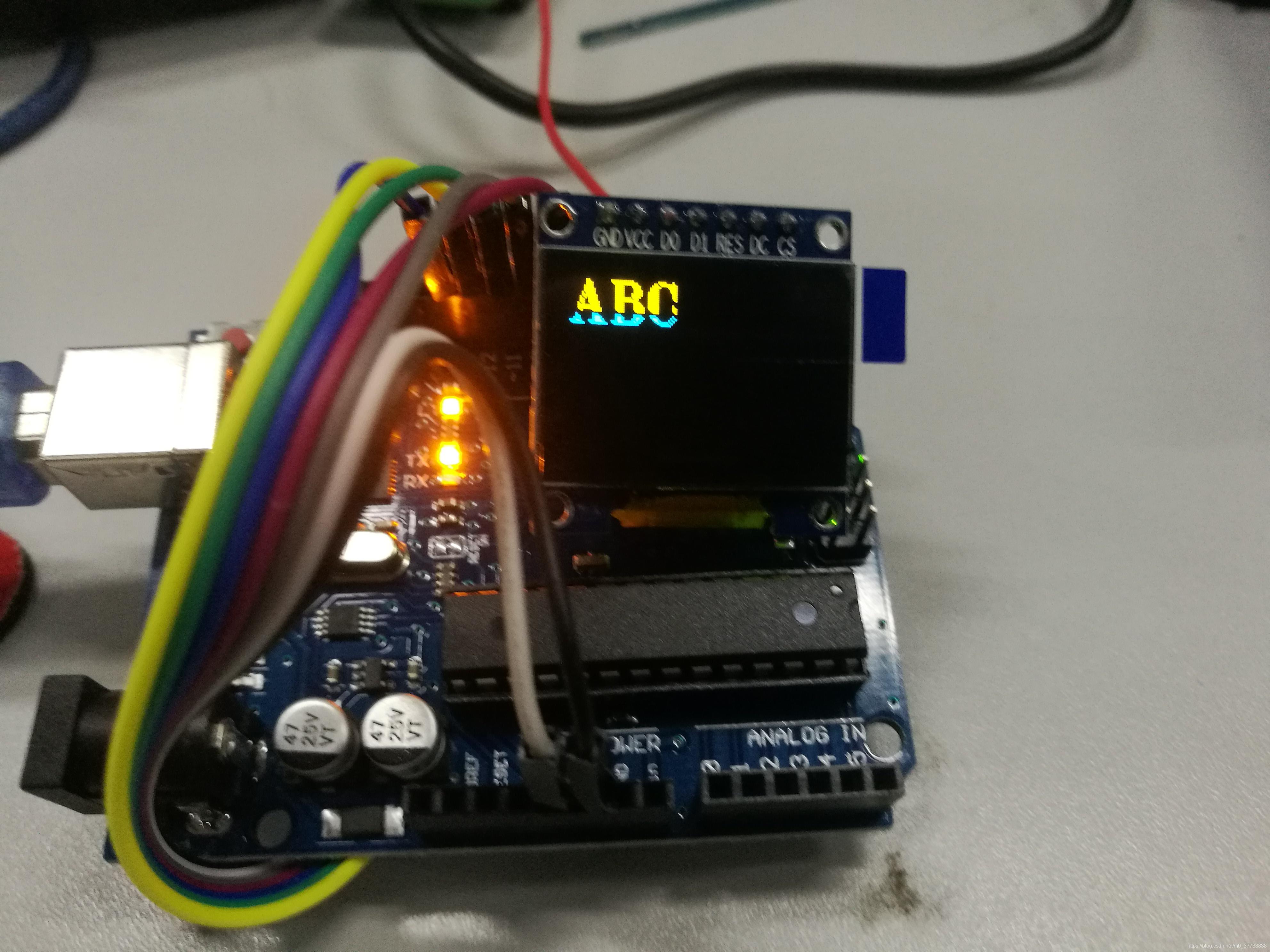 Arduino SSD1306 OLED顯示- IT閱讀