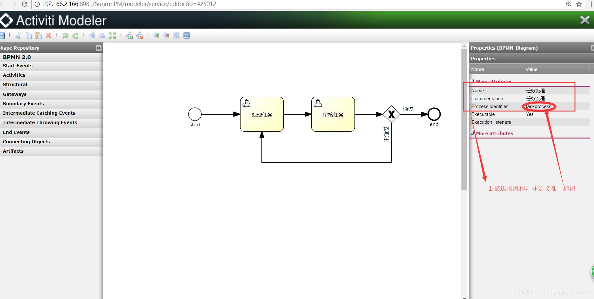 流程设计之模型设计[Activiti Modeler] 任务流程- m0_37163942的博客
