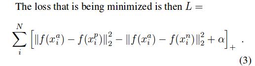 facenet:triplet-loss理解與train_tripletloss py程式碼理解- IT閱讀