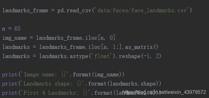pytorch学习---data_loading_tutorial学习- 代码天地