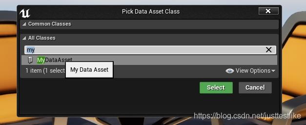自定义资源_Custom Assets_UE4_C++ - 妖刀丶朔夜- CSDN博客