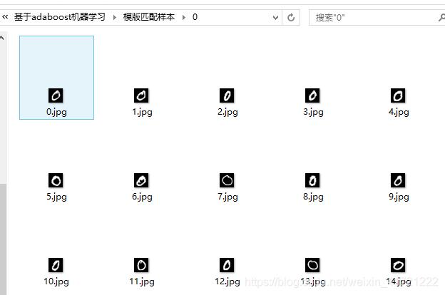 opencv——基于SVM的数字识别(1) - 张洪睿的博客- CSDN博客