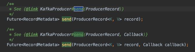 ProducerSend