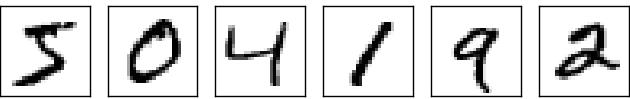 separate handwritten digits