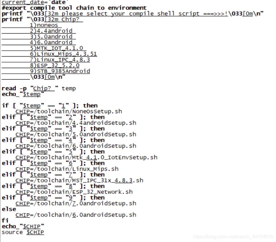 MStar平台编译环境安装- weixin_44164610的博客- CSDN博客