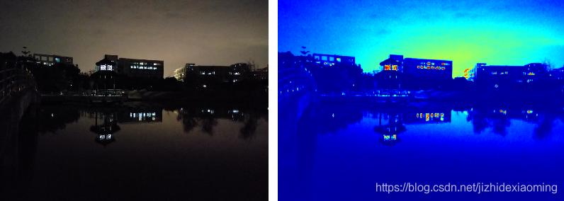 Matlab使用colormap实现普通图像转成热图Heatmap - 一千零一夜的