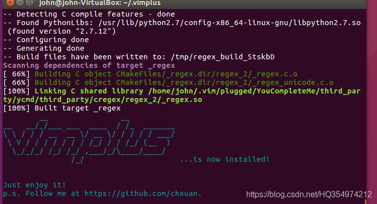 Linux 下强大的Vim插件vimplus - IT界牛魔王- CSDN博客