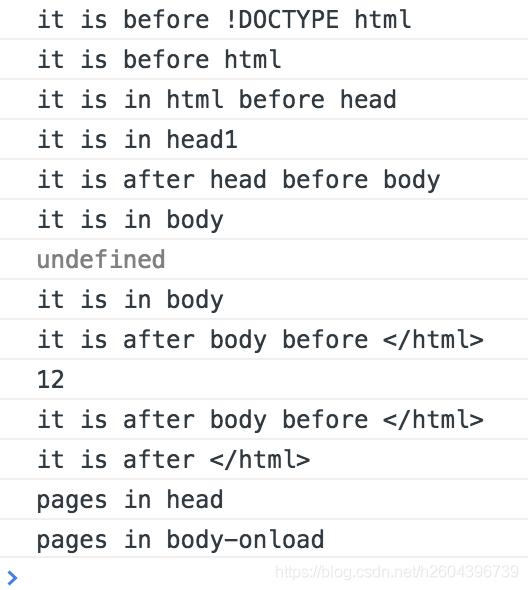 JavaScript在JSP页面加载与执行顺序- 进化的深山猿- CSDN博客