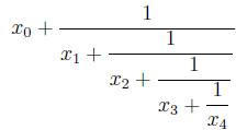 [Latex学习笔记]数学公式基本命令 - 激进的猫 - 激进的猫