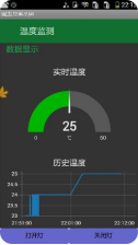 移动终端数据可视化显示