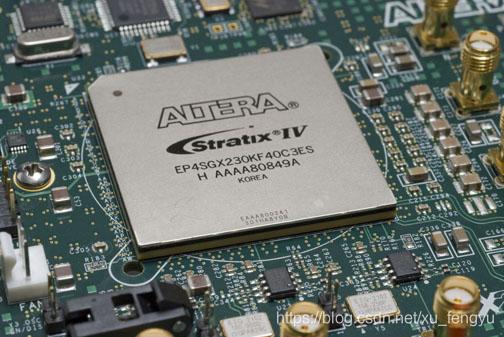 ALTER公司的FPGA