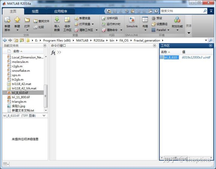 分形分析软件FracLab计算Box-counting分形维数插图