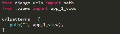 用Django开发一个小程序和后台管理系统实现多域名访问