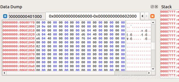 图5.10 dl_init 前GOT表