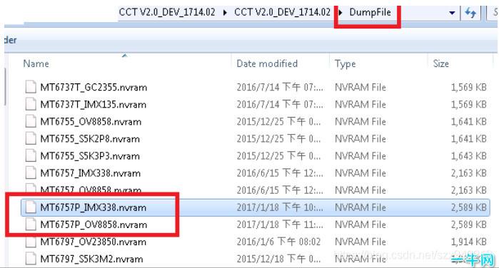 Mt6755 Nvram File