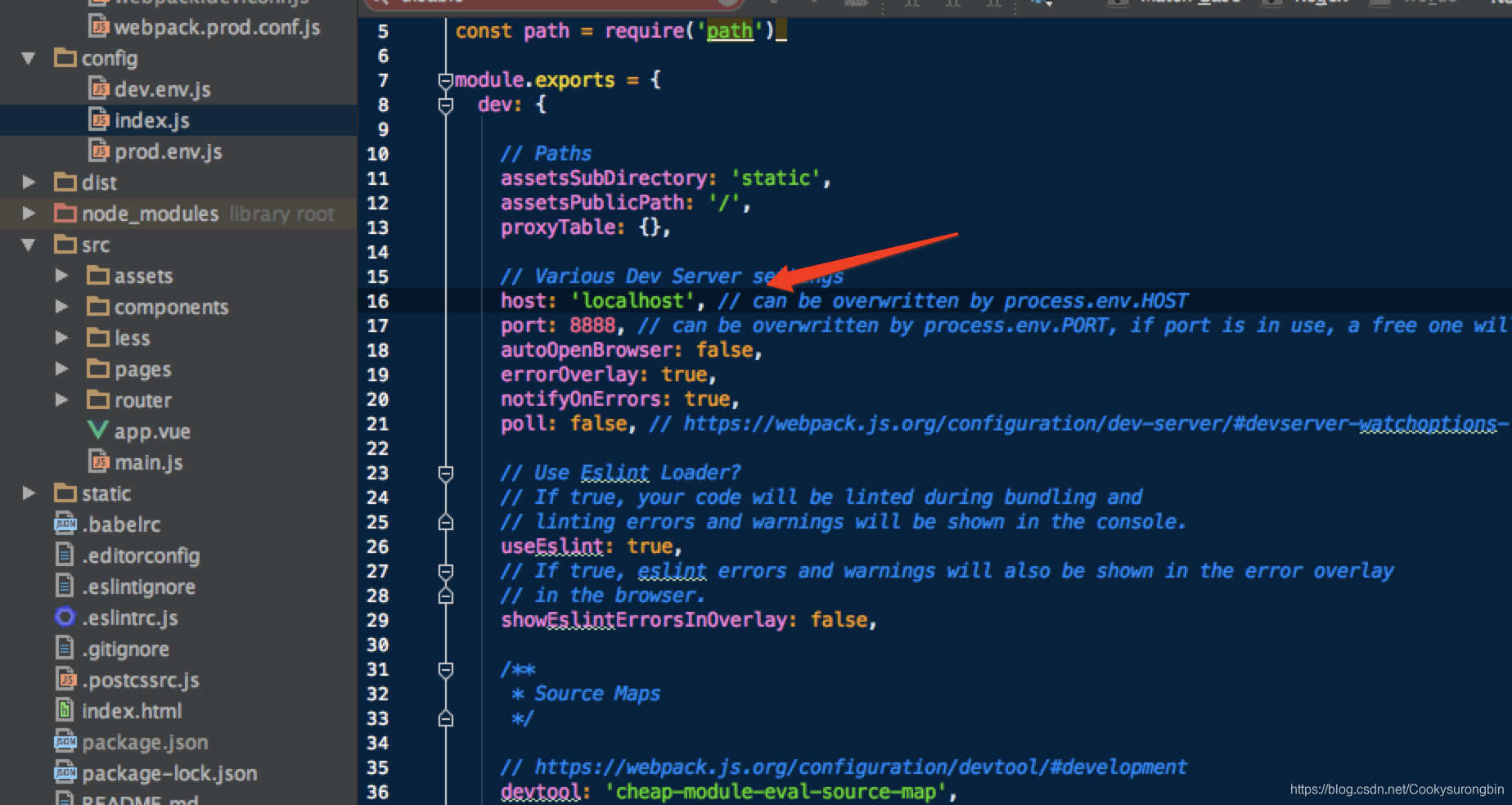 Invalid Host header 服务器域名访问出现的问题- Cooky的博客- CSDN博客