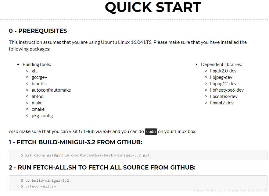 linux 16 04 LTS 平台下搭建minigui环境- fangjiaze444的博客