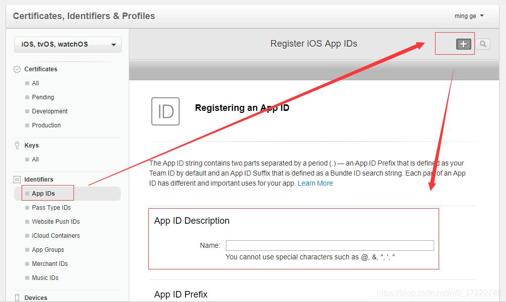如何在xcode10上发布app - 葛明的博客- CSDN博客