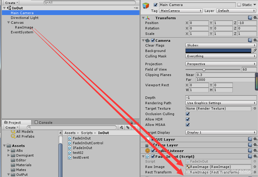 Unity3D】实现场景切换的时候淡入淡出的效果- Oipapio- oipapio com