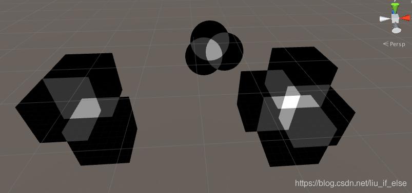 图3:使用PolygonsBeta.shader