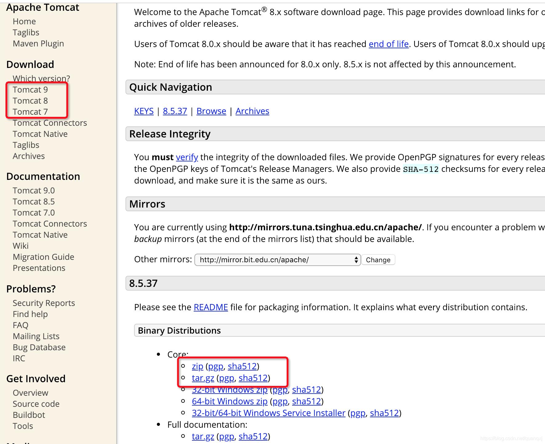 Mac 安装Tomcat - quanqxj的博客- CSDN博客